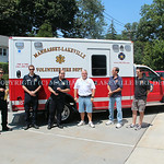 August 10th, 2014 - Ambulance 8767 Dedication