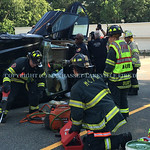 August 9th, 2014 - IFO 171 Great Neck Road [Overturn w/Entrapment]