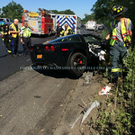 July 6th, 2014 - E/B LIE @ Lakeville Road [MVA w/Aided]