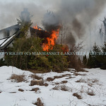 March 2nd, 2014 - 2 Alger Road [Mutual Aid to Great Neck Alert Fire Co.]