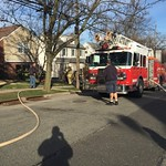 April 15, 2015 - 46-26 Concord Avenue [Garage Fire]